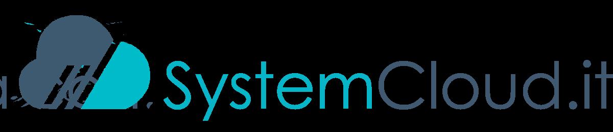 SystemCloud logo produttivita
